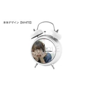 オリジナルボイス目覚まし時計(WHITE)